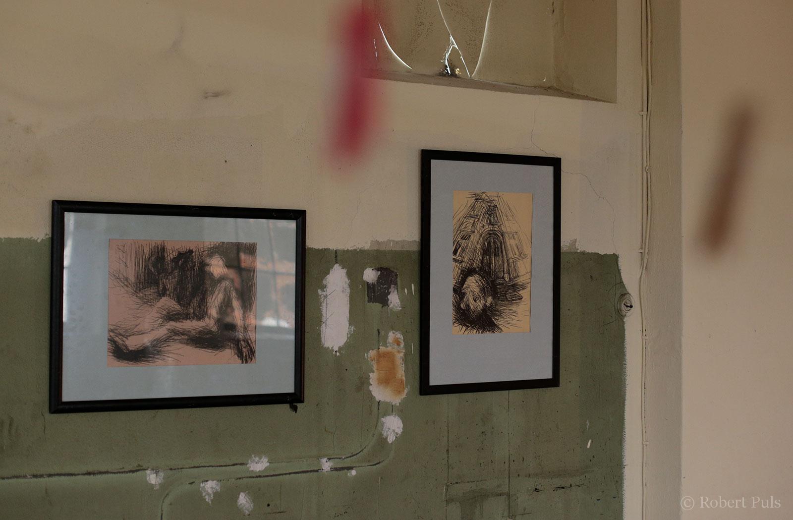 Ausstellung Malerei Kröpelin