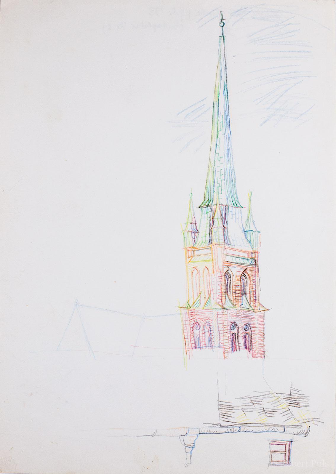 Heiligengeistkirche Rostock KTV Gemälde