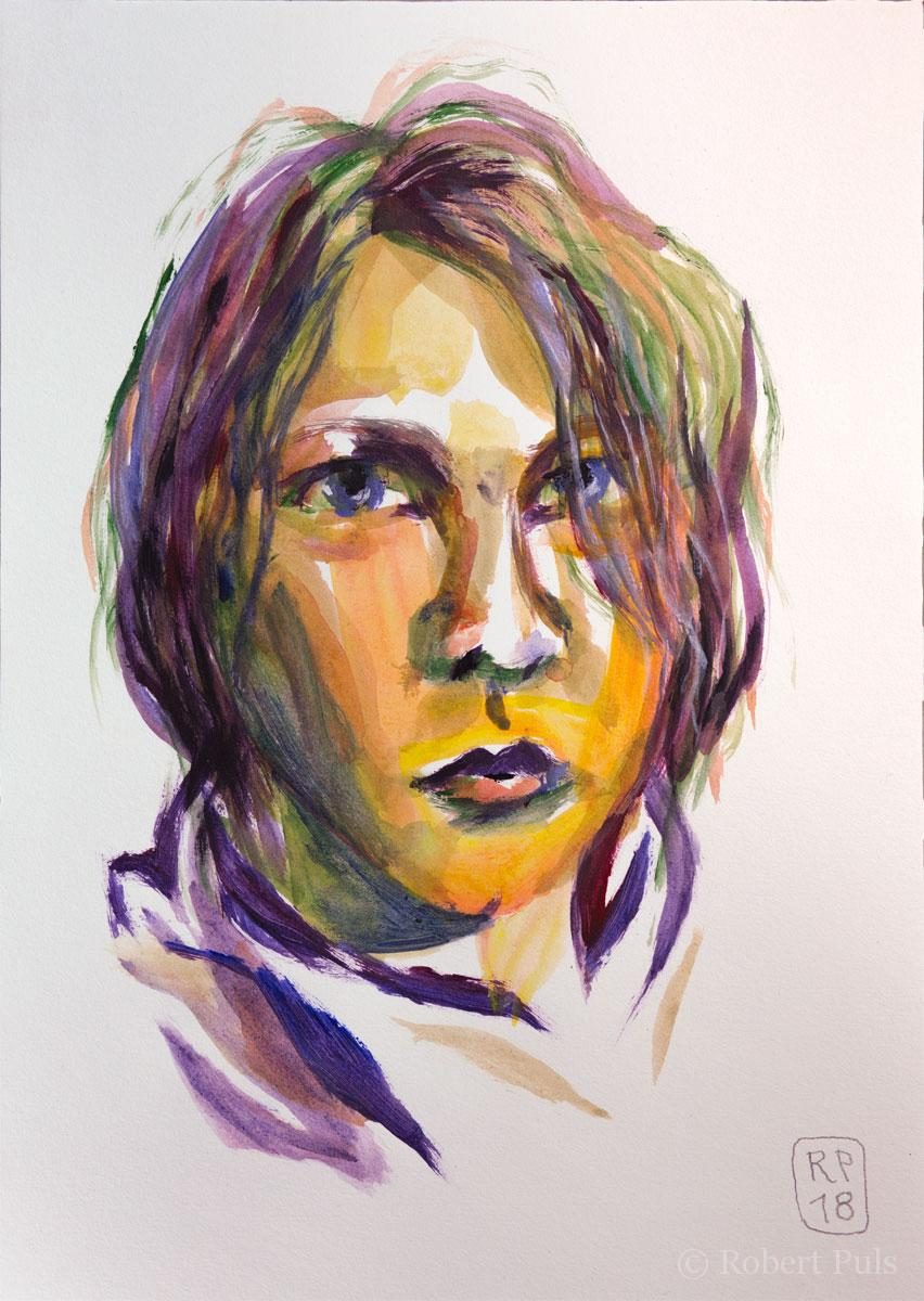 Portrait Karlo