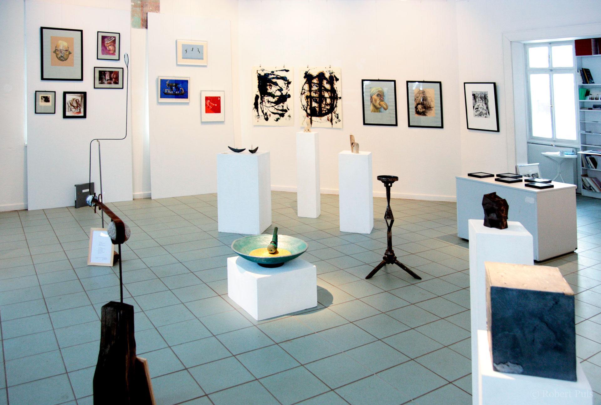 Ausstellung Heiligendamm FAK Bad Doberan Roter Pavillon